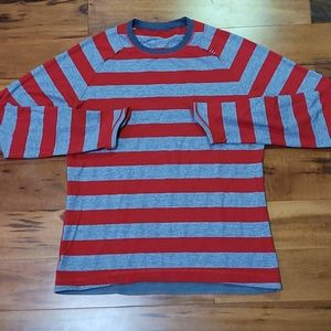 Lululemon Long Sleeve Vent Shirt
